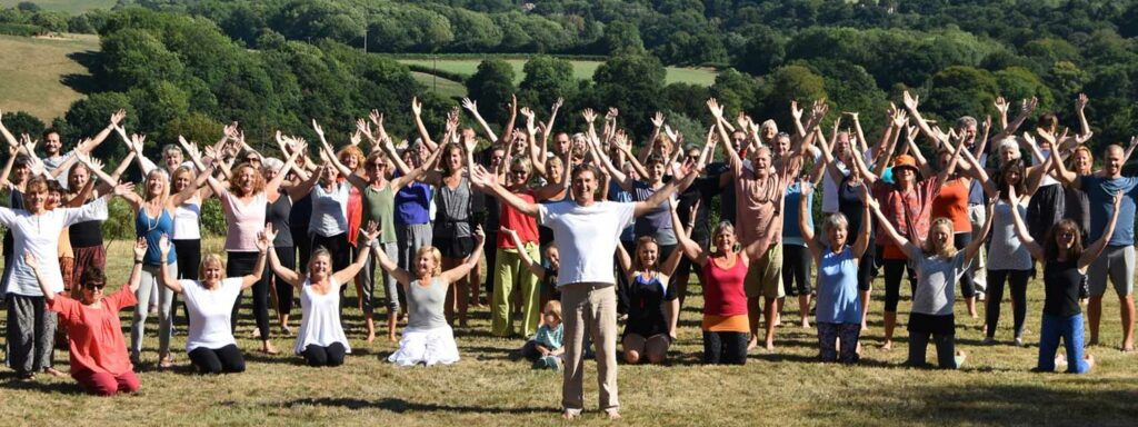 yoga festivals in the UK